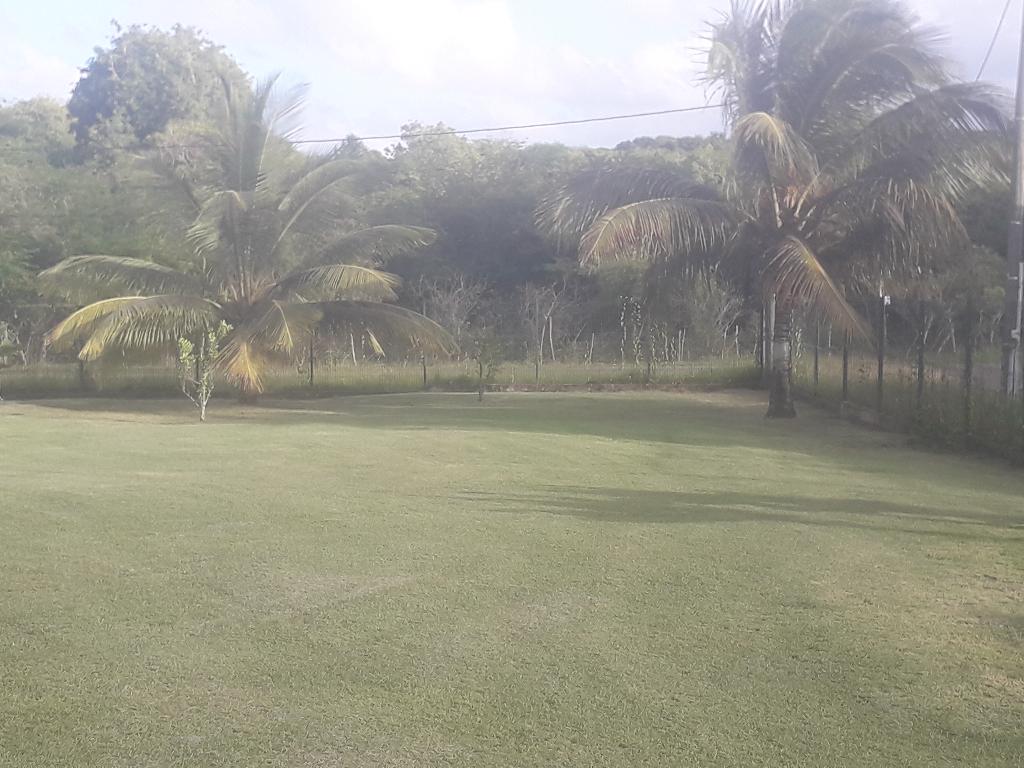 Bas de villa état neuf de 80 m2 sur grand terrain clôturé de 200