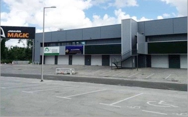 Location bureau Baie mahault 3 700€ HC - Photo 2