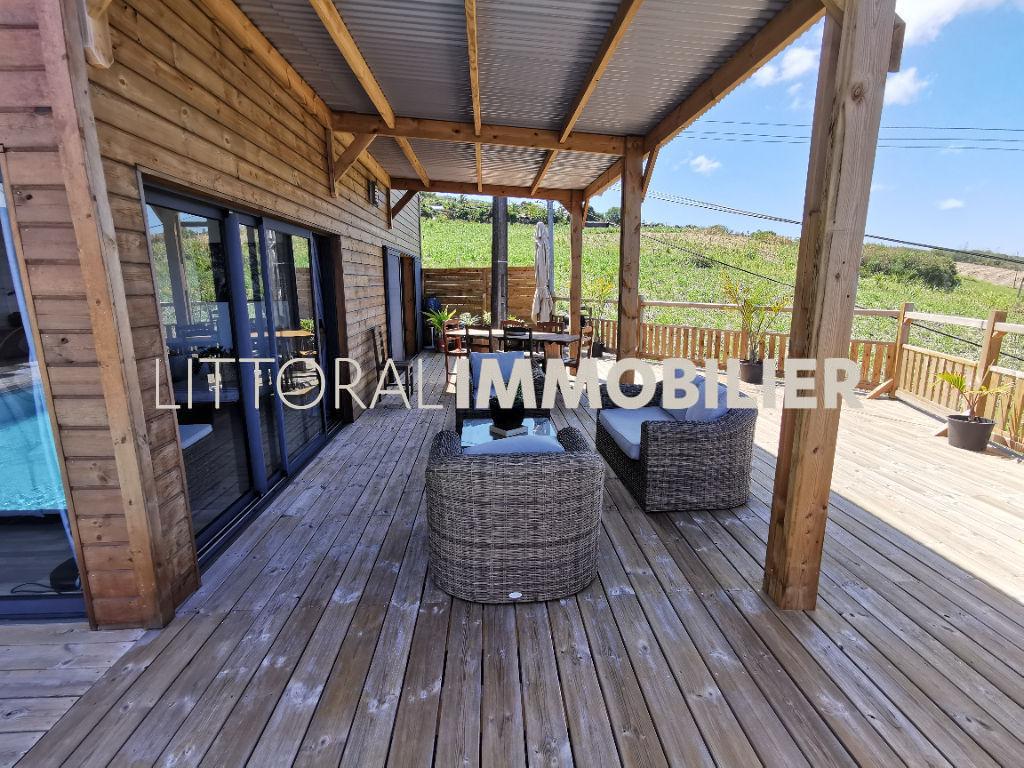 Sale house / villa Le piton saint leu 441000€ - Picture 5
