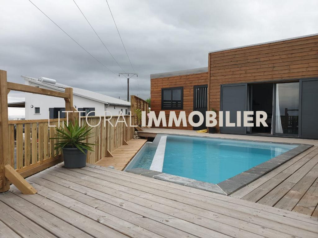 Sale house / villa Le piton saint leu 441000€ - Picture 6