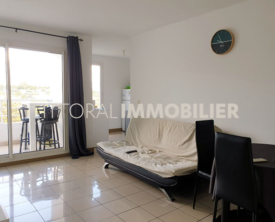 Vente appartement Sainte marie 69 000€ - Photo 1