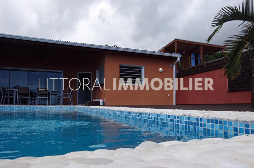 Sale house / villa Les avirons 488250€ - Picture 2
