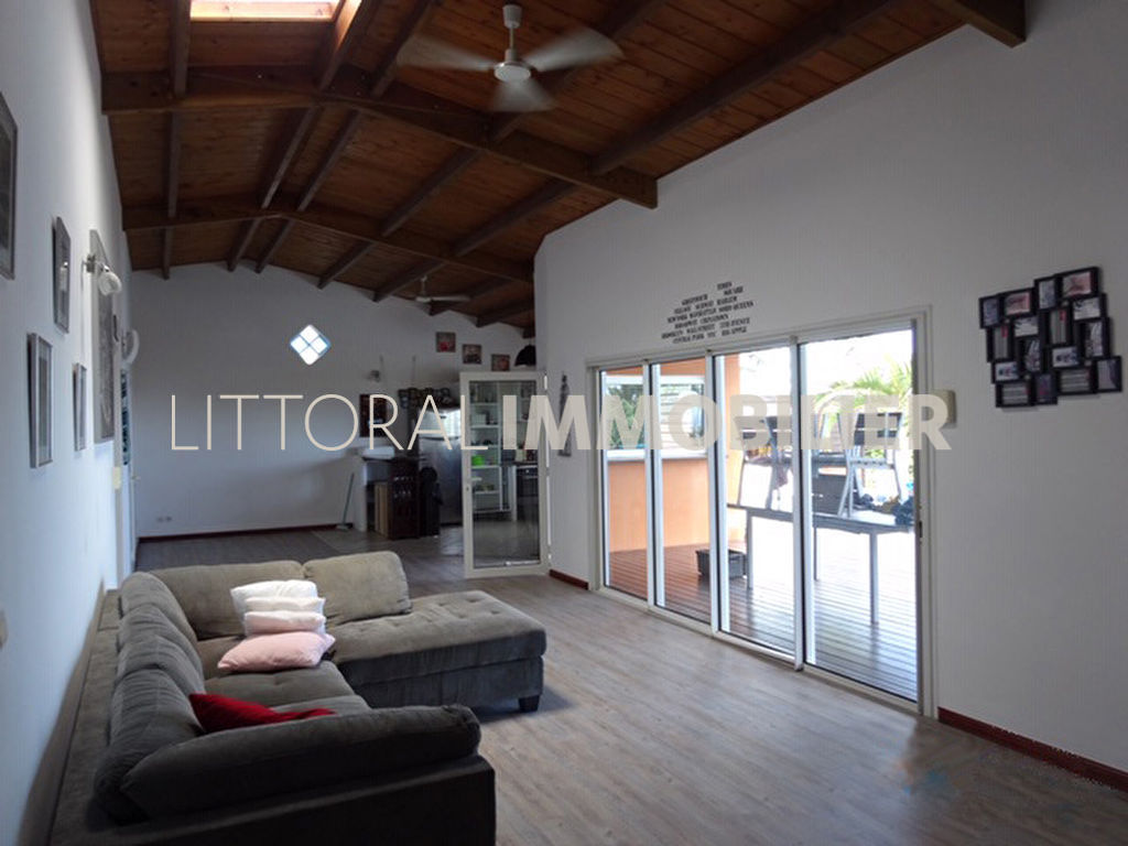 Sale house / villa Les avirons 488250€ - Picture 3