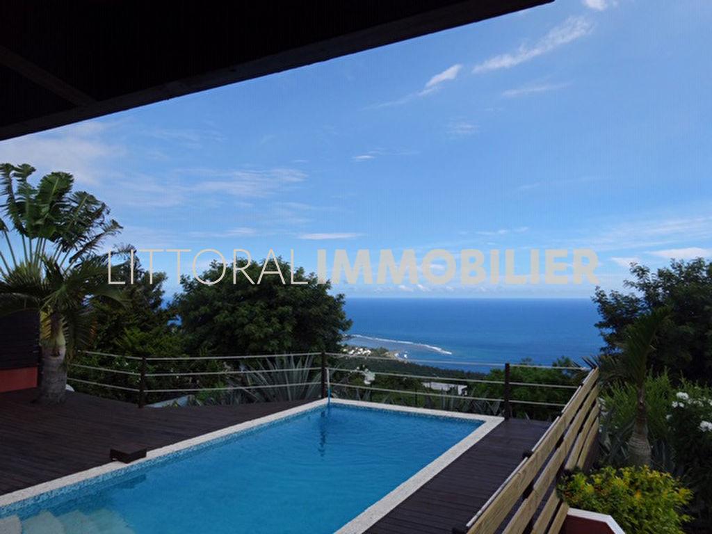 Sale house / villa Les avirons 488250€ - Picture 4