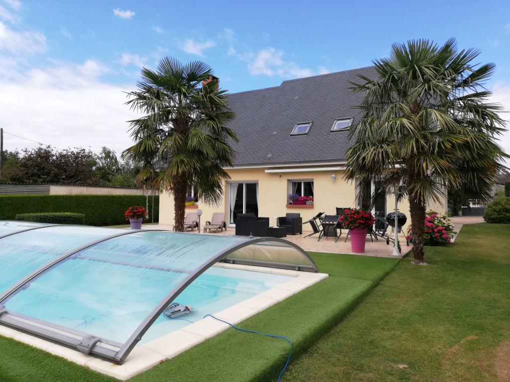 Sale house / villa Franqueville st pierre 455000€ - Picture 1