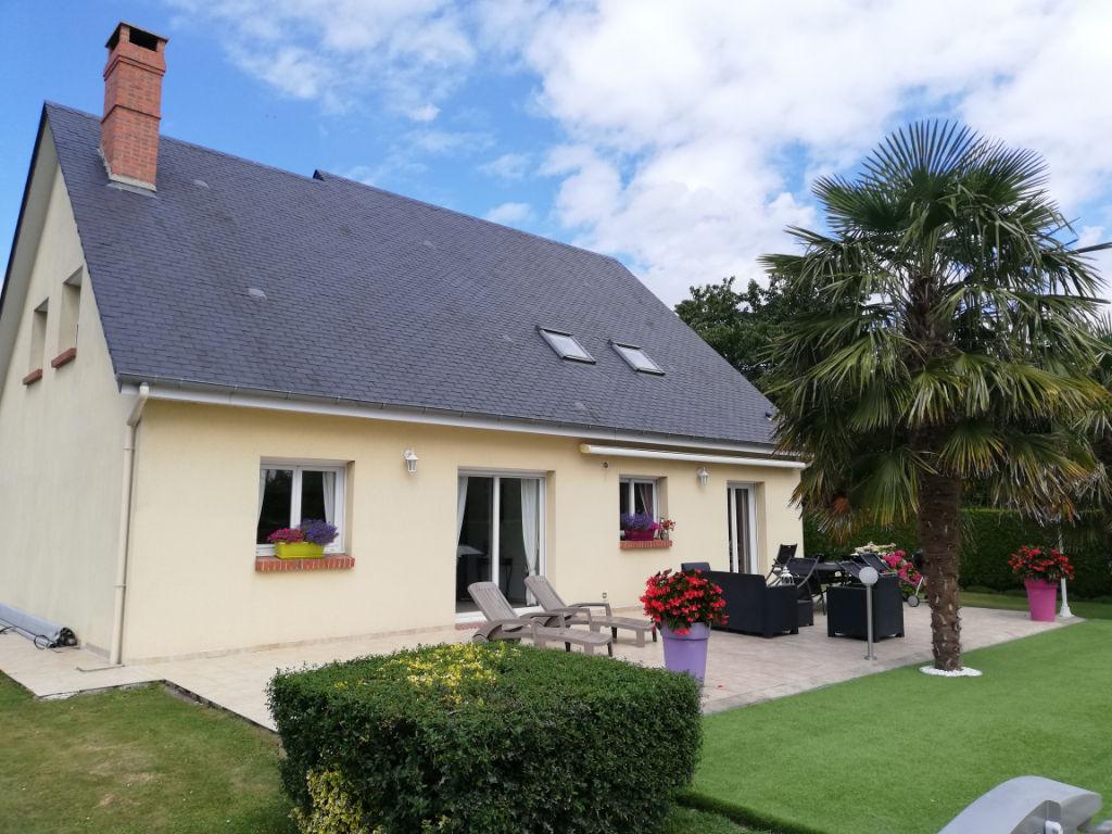 Sale house / villa Franqueville st pierre 455000€ - Picture 2