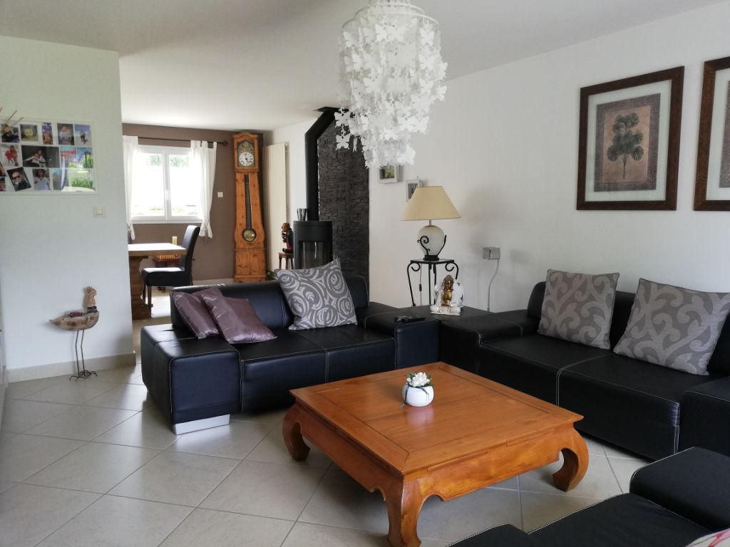 Sale house / villa Franqueville st pierre 455000€ - Picture 5