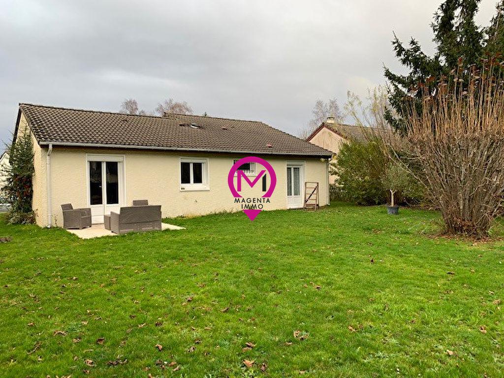 MAISON LE MESNIL ESNARD - 5 pièce(s) - 100 m2