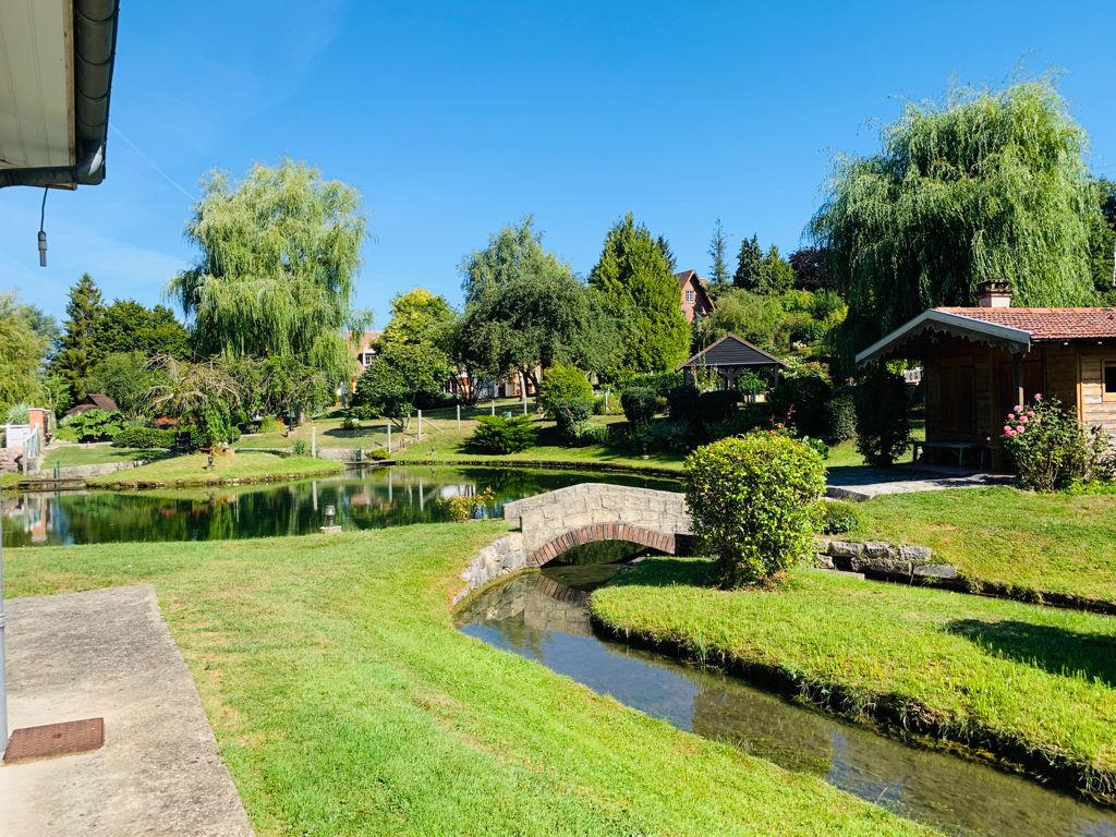 Sale house / villa Catenay 343000€ - Picture 1