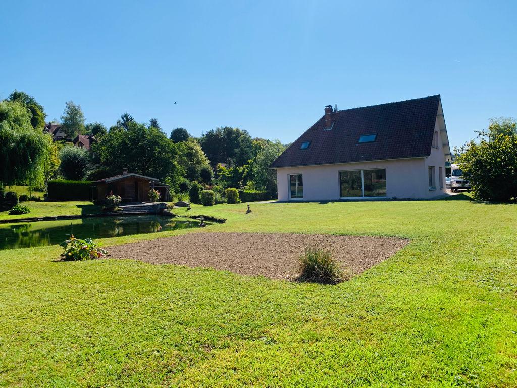 Sale house / villa Catenay 343000€ - Picture 2