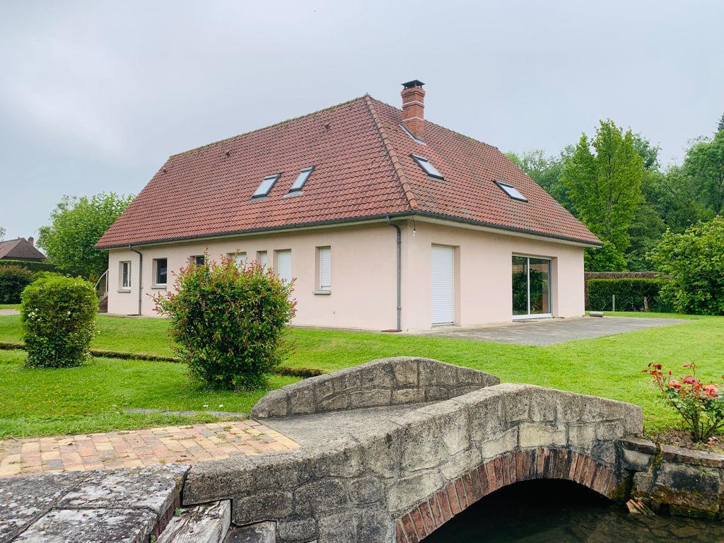 Sale house / villa Catenay 343000€ - Picture 3