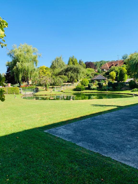 Sale house / villa Catenay 343000€ - Picture 9
