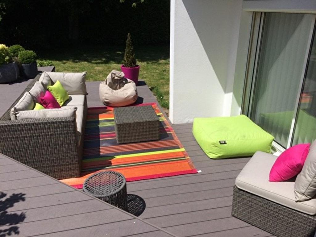 Rental house / villa Bonsecours 1200€ CC - Picture 1