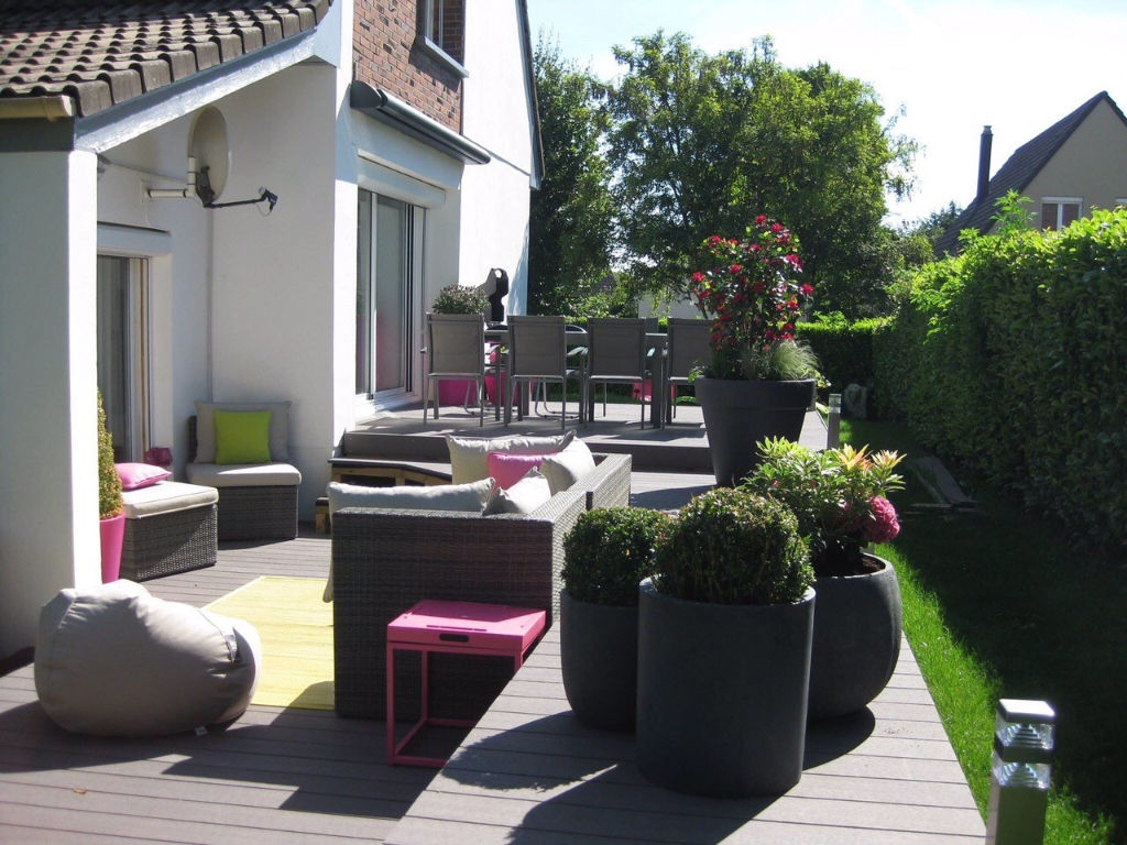 Rental house / villa Bonsecours 1200€ CC - Picture 2