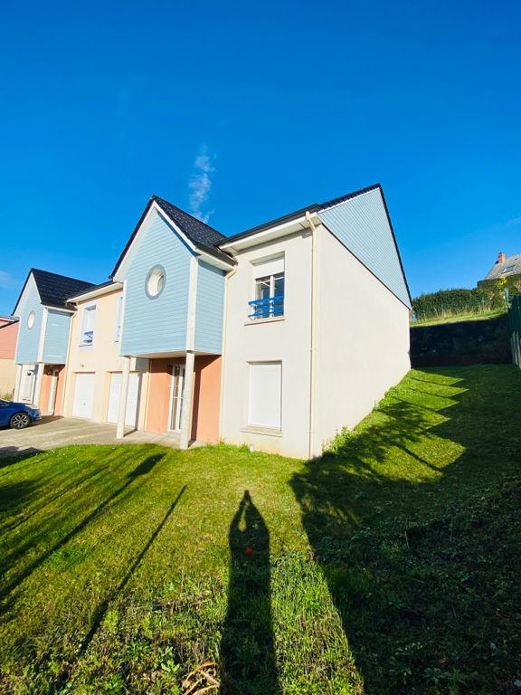 Sale house / villa Amfreville la mi voie 215000€ - Picture 1