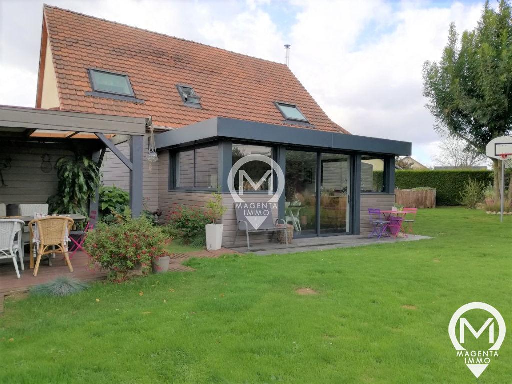 Maison Franqueville Saint Pierre 4 CHAMBRES 148 m2