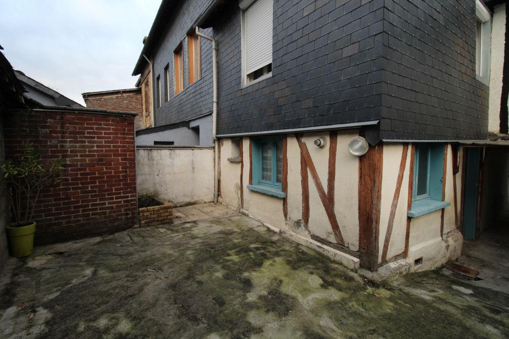 Maison de ville proche Rouen 5 pièces 85m2