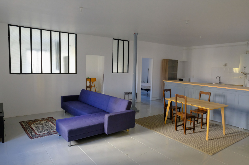 photo de Proche Delille, Rue des Jacobins, Appartement 3 pièces 111 m² meublé
