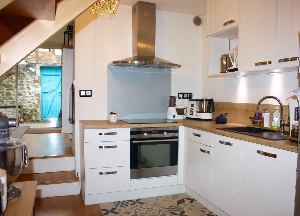 Vente Maison Nantes 44100 3 Pièces