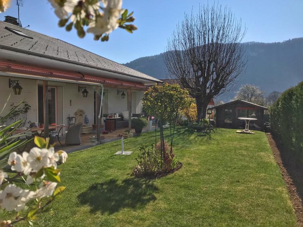 Sale house / villa Seynod 682500€ - Picture 2