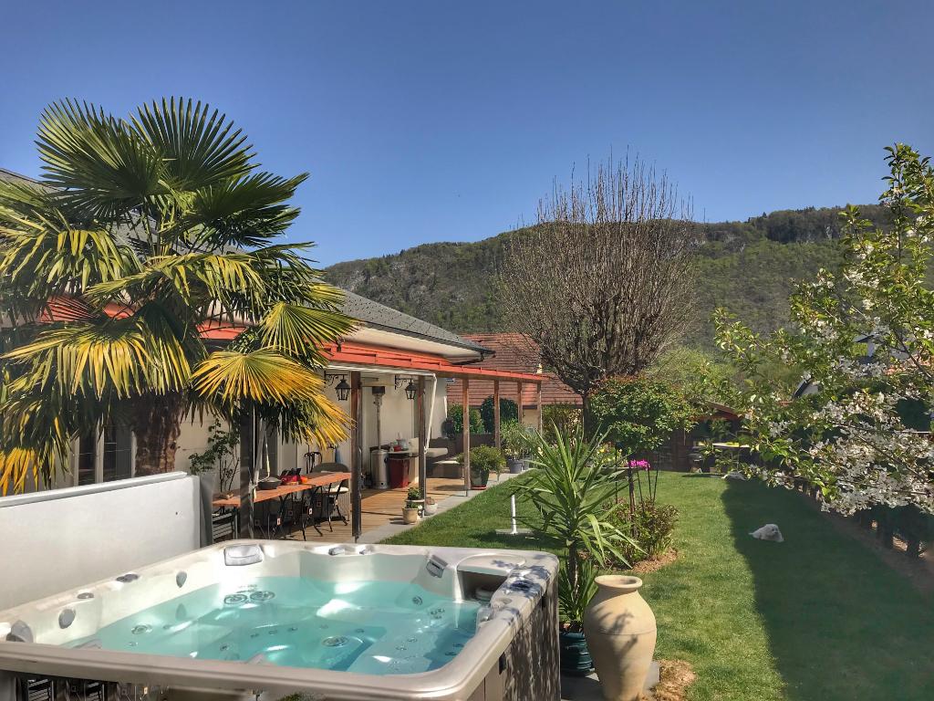 Sale house / villa Seynod 682500€ - Picture 3