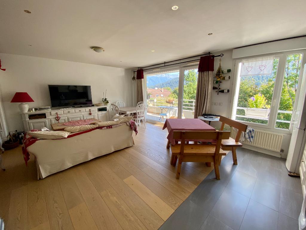 Appartement T4 Secteur limite Annecy centre 83.73 m²
