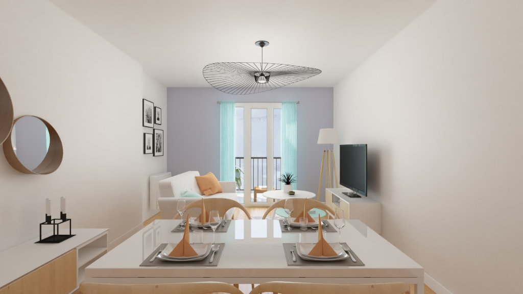 Appartement Aix En Provence 3 pièce(s) 67 m2