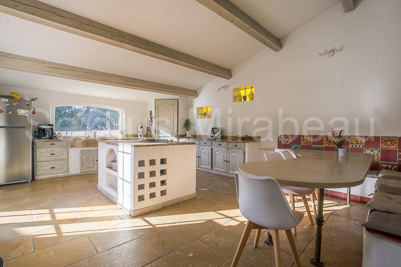 Vente maison / villa Mimet 630000€ - Photo 3