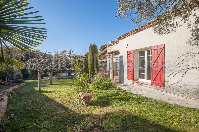 Vente maison / villa Mimet 630000€ - Photo 8