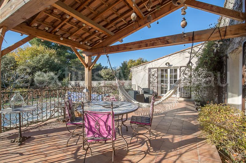 Vente maison / villa Mimet 630000€ - Photo 9