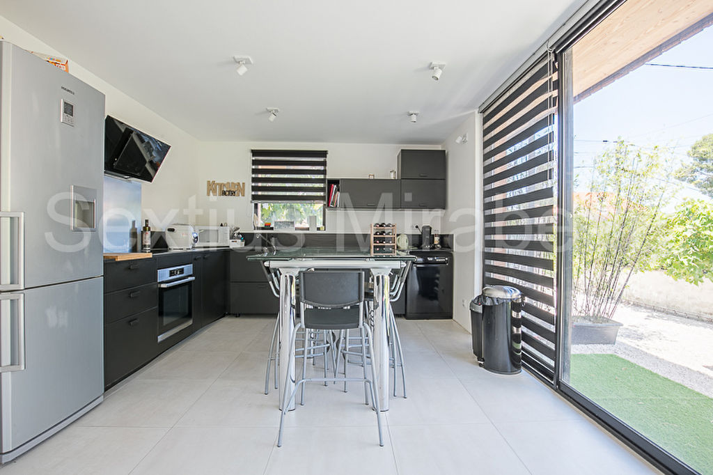 Vente maison / villa Cabries 529000€ - Photo 9