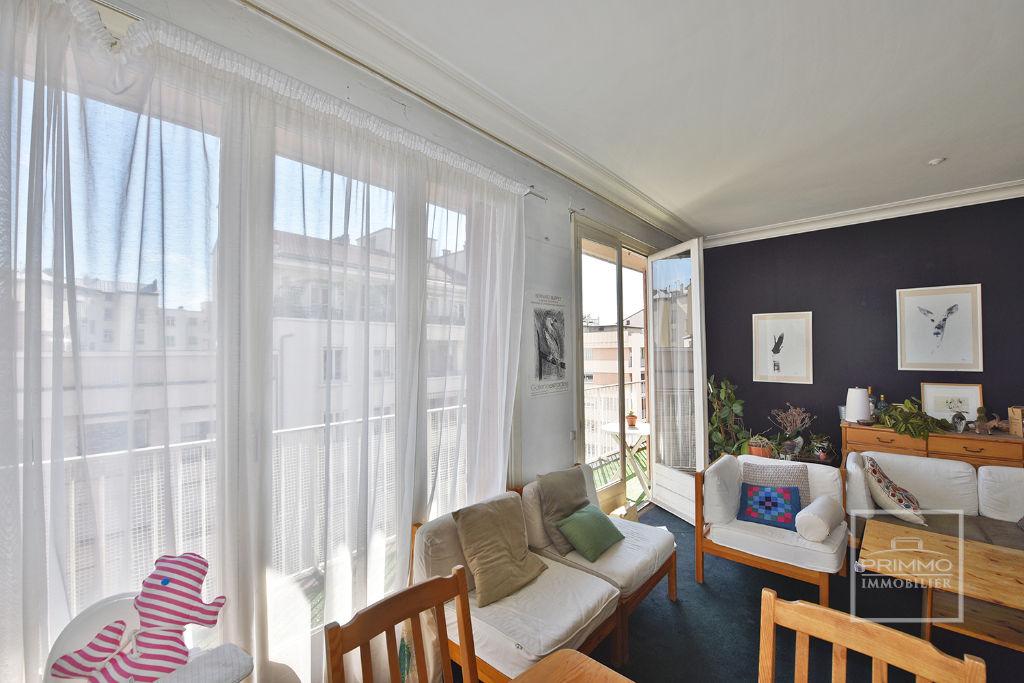 Sale apartment Lyon 6ème 575000€ - Picture 6