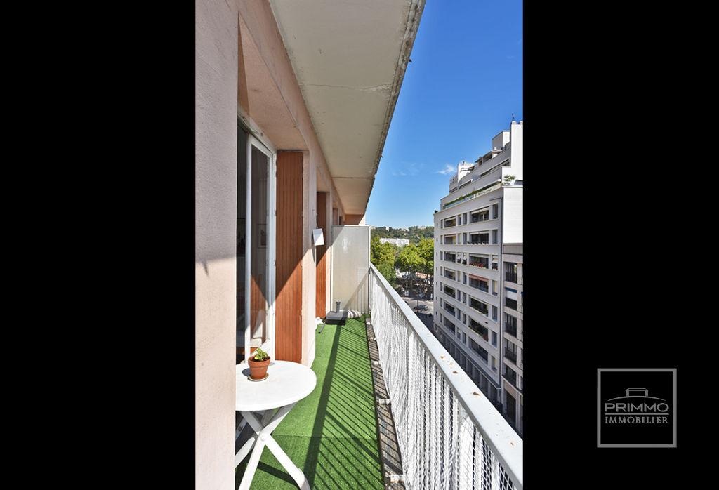 Sale apartment Lyon 6ème 575000€ - Picture 10