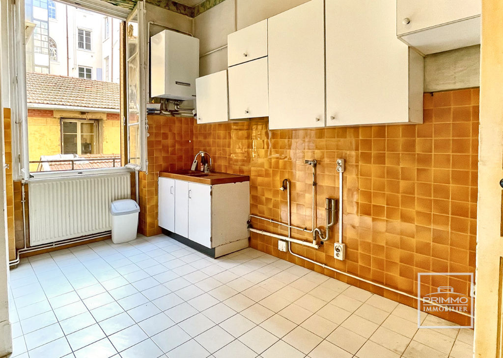 Sale apartment Lyon 6ème 840 000€ - Picture 4