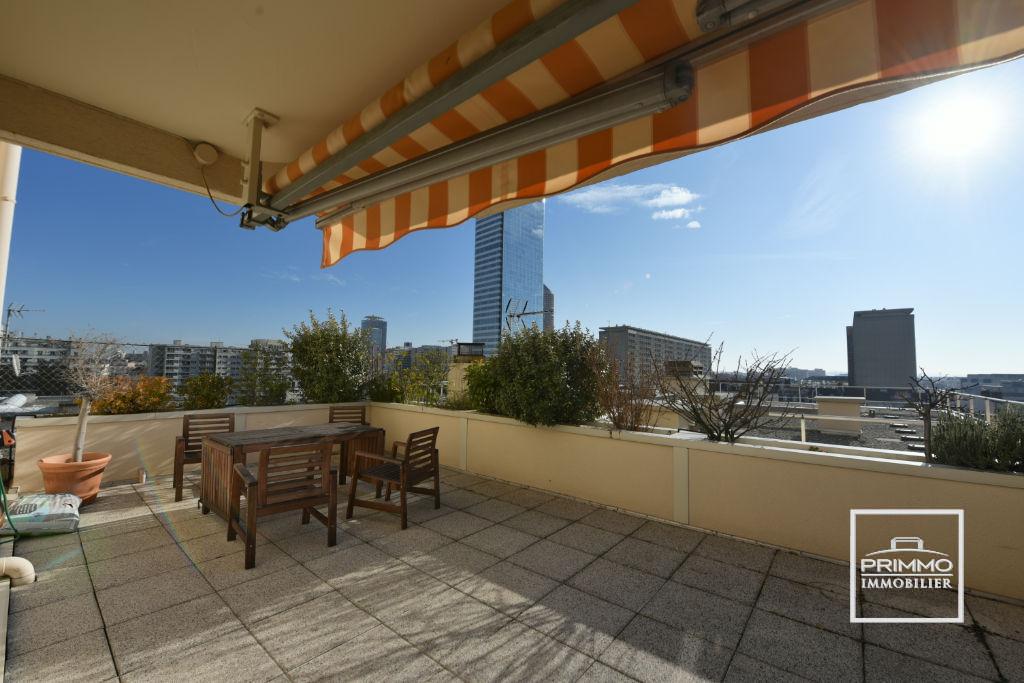 LYON 6 - Appartement 3 pièces 77 m2 + terrasse 38 m² + balcon 4.