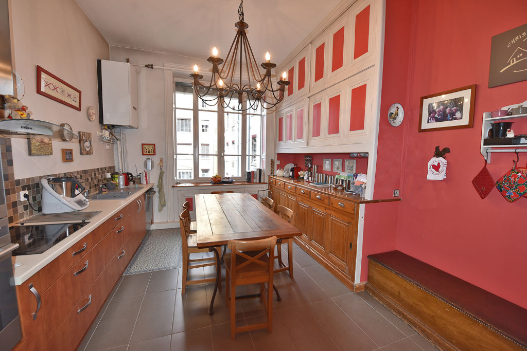 Vente appartement Lyon 3ème 1 025 000€ - Photo 4