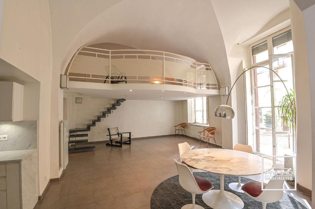 Loft Quai Saint Antoine 113 m²