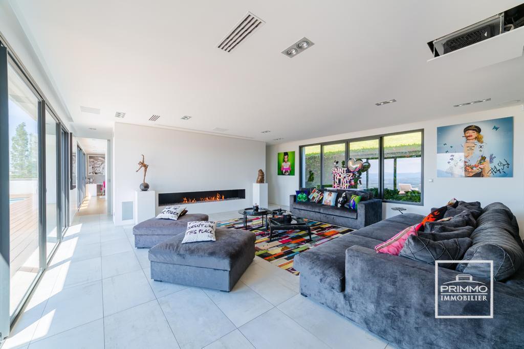 Maison Limonest 300 m² avec vue exceptionnelle