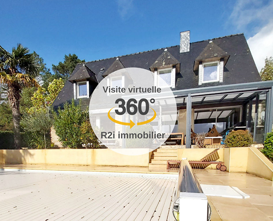 Vente maison / villa Saint malo de phily 326970€ - Photo 1