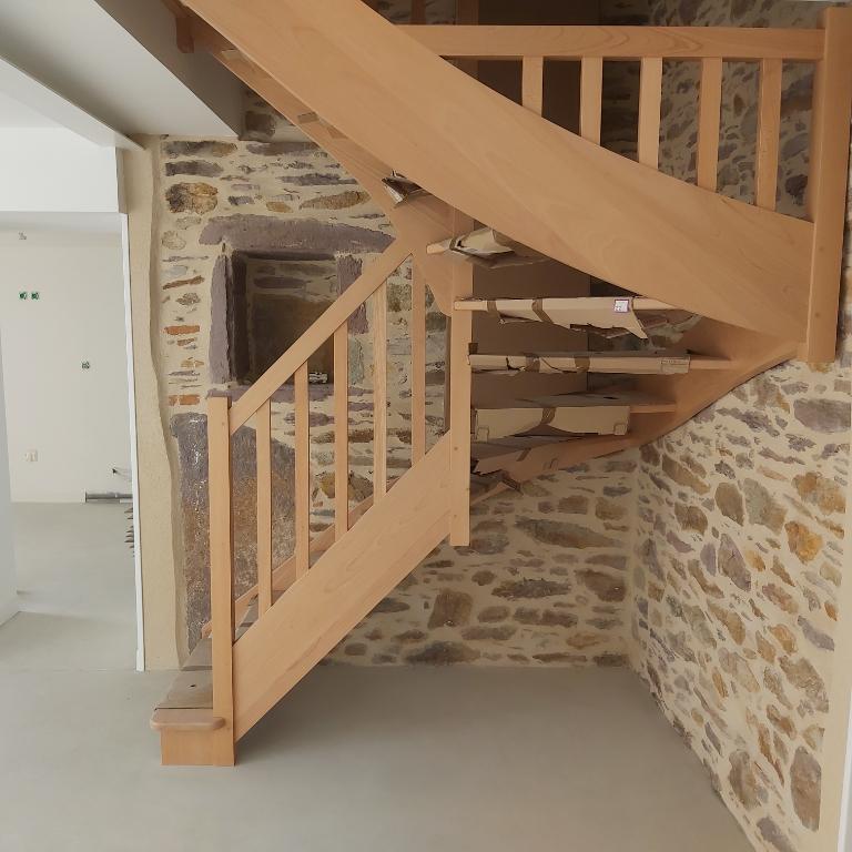 Vente maison / villa Bruz 415200€ - Photo 2