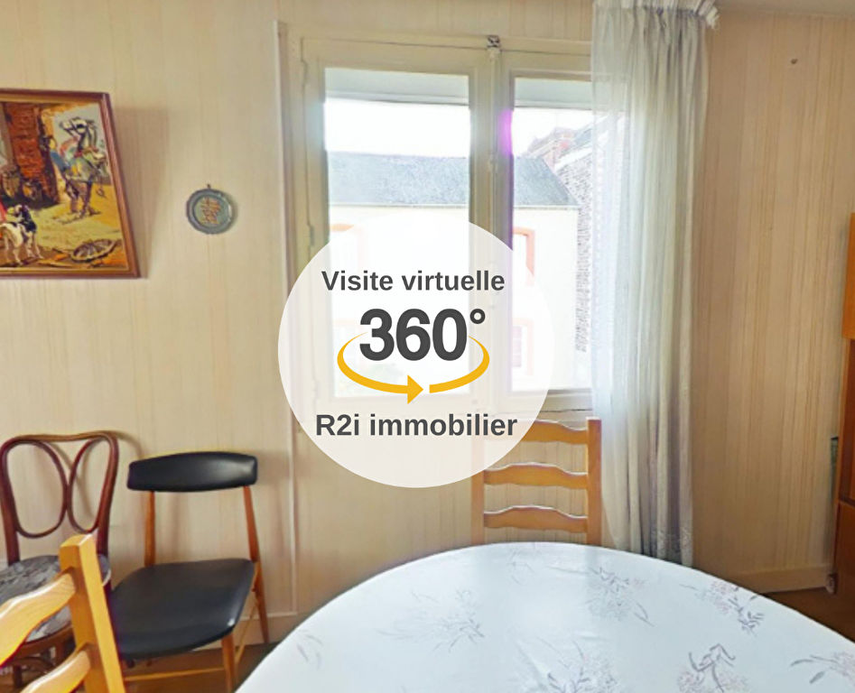 Vente appartement Rennes 181650€ - Photo 1