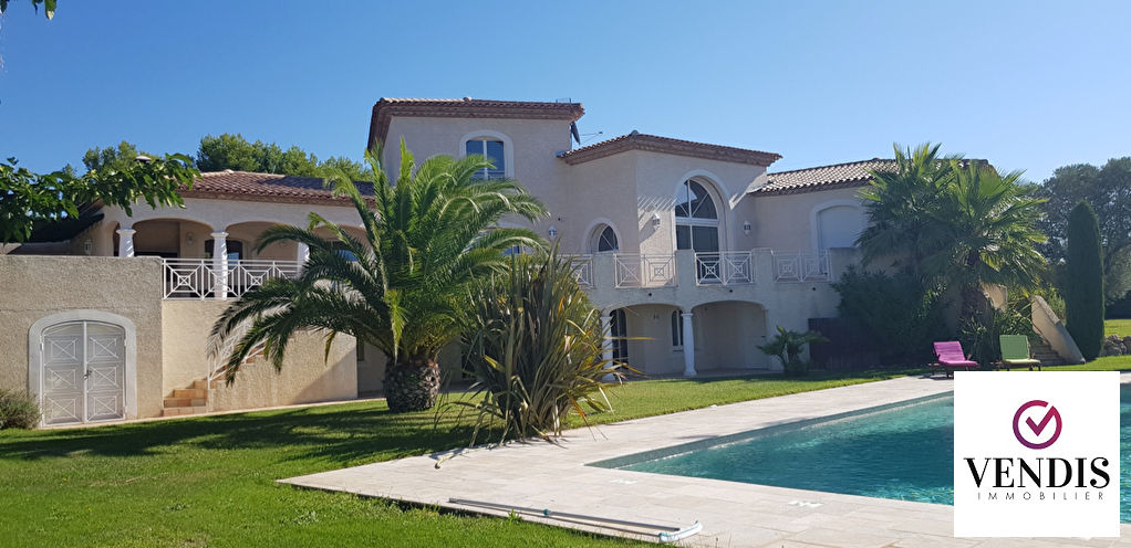 Sale house / villa Magalas 695 000€ - Picture 1