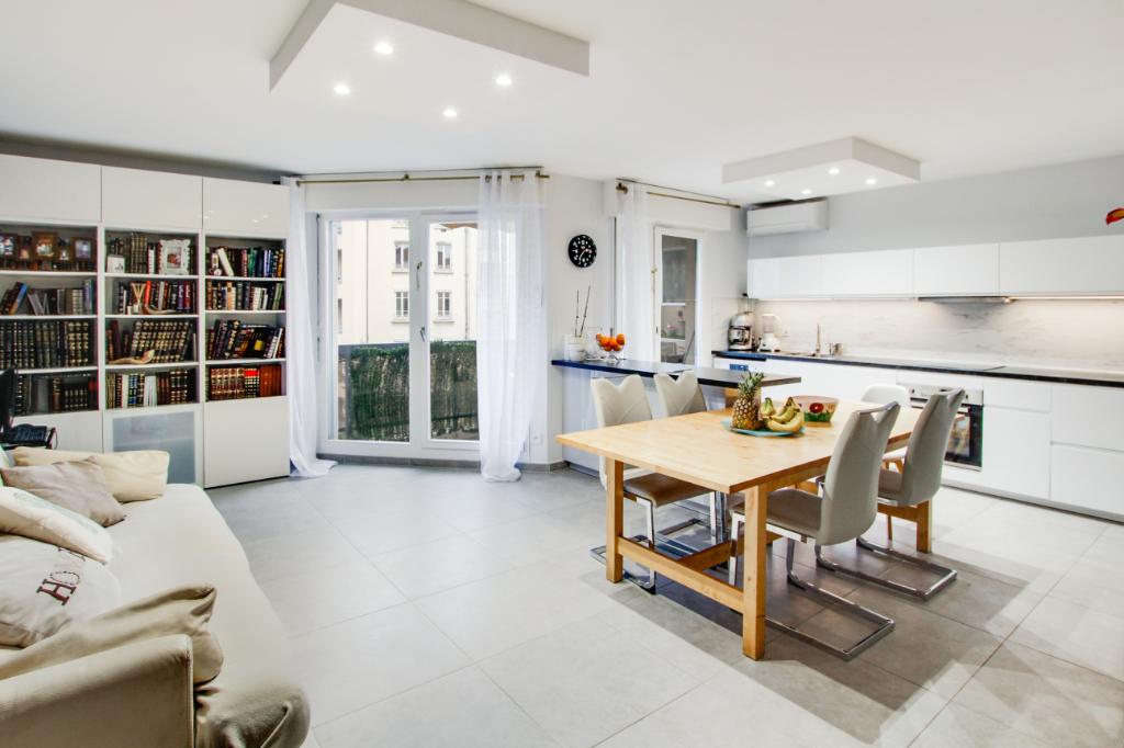 Vente appartement Villeurbanne 399000€ - Photo 1