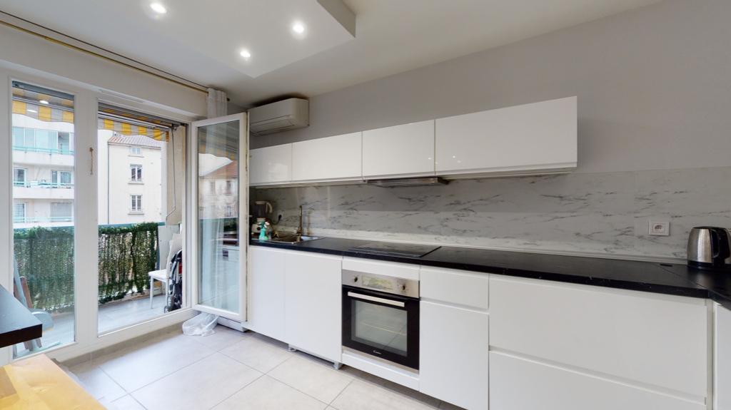 Vente appartement Villeurbanne 399000€ - Photo 3
