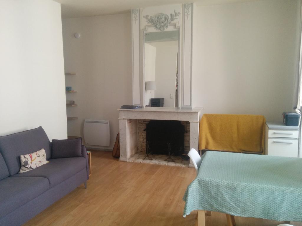 Appartement T2bis meublé - en Hypercentre
