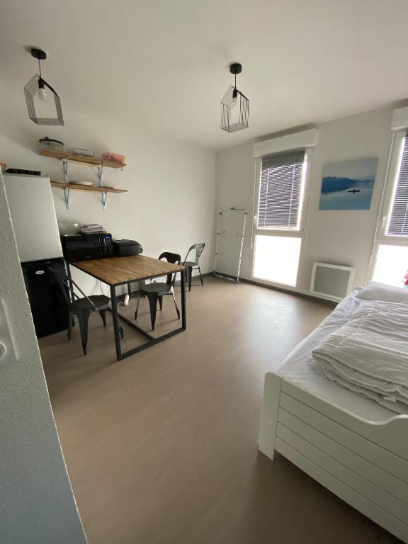 Studio meublé - Résidence L'escale - Quartier des Minimes