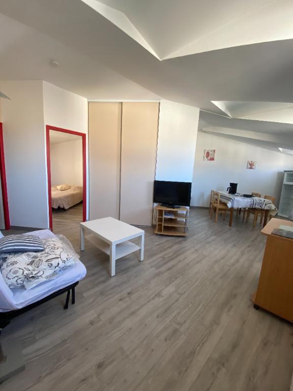 Appartement Type 2 - 40 m² - Quartier Saint Nicolas