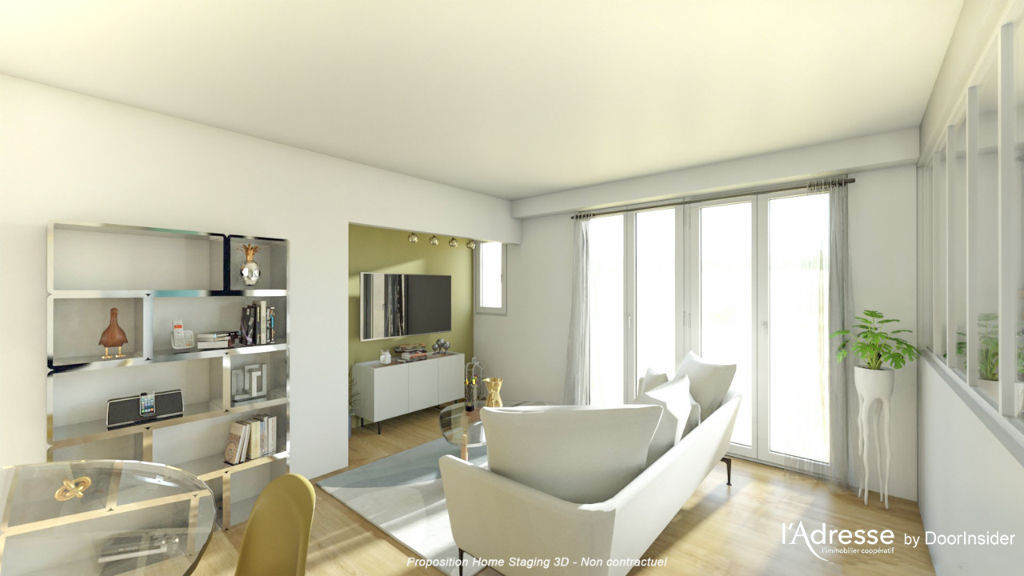 Sale apartment Le port marly 255000€ - Picture 1