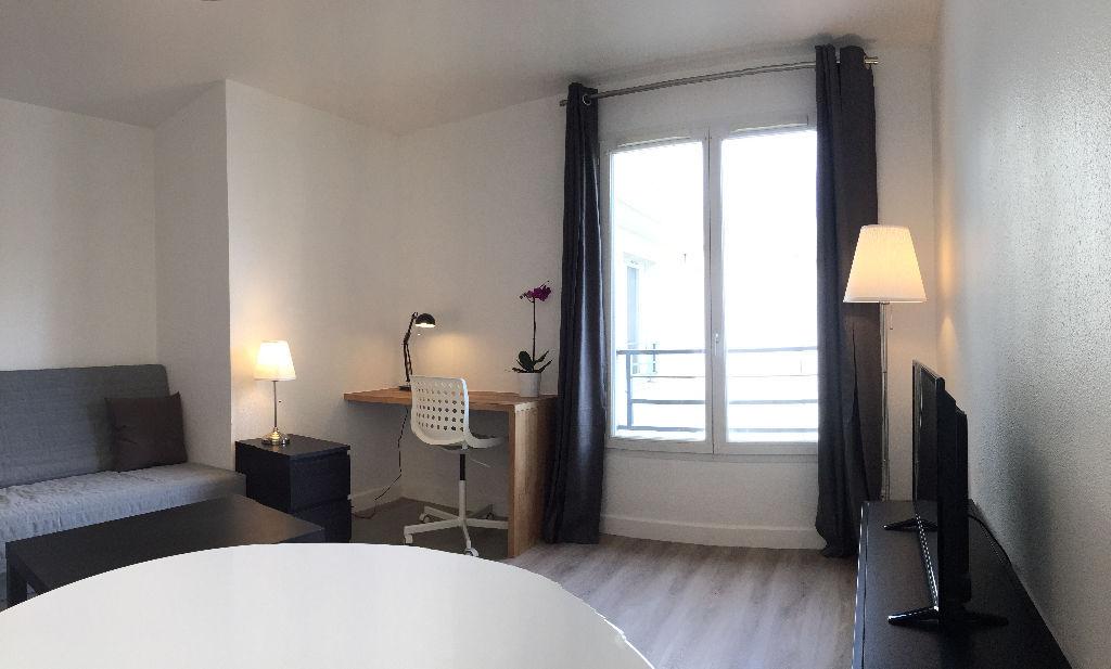 Annonce : Location Appartement Issy-Les-Moulineaux (92130) 24 M²