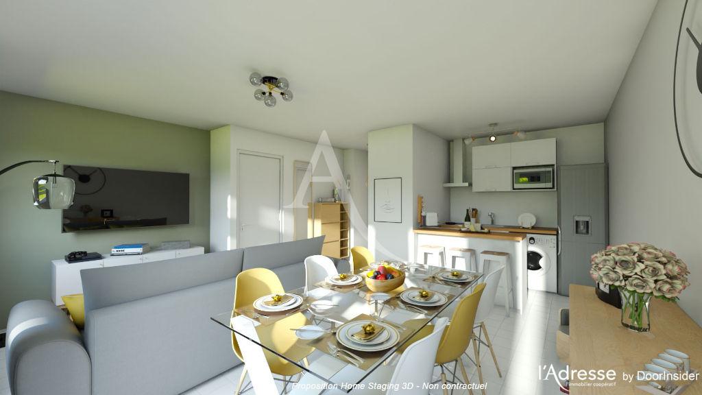 Vente appartement Colomiers 134000€ - Photo 2